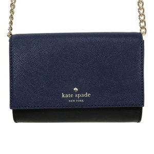 Kate Spade - Blue and Black Crossbody